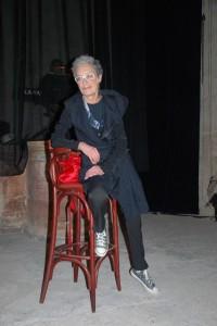 Geneviève Lézy  1 Personen Theaterstück mit Musik (Joel Drouin)