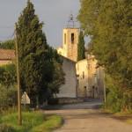 Collorgues - Romanische Kirche